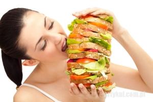 Jedzenie - lek na całe zło?
